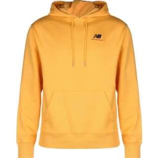 NEW BALANCE Essentials Embroidered Hoodie Herren gelb