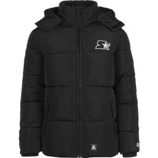 STARTER Sportswear Winterjacke Herren schwarz