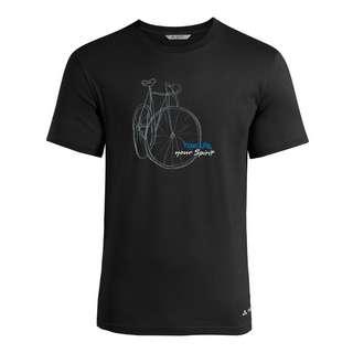 VAUDE Men's Spirit T-Shirt T-Shirt Herren black