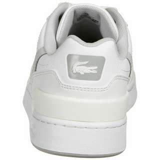 Lacoste T-Clip Sneaker Damen weiß / hellgrau