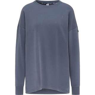 DreiMaster Sweatshirt Damen Rauchmarine
