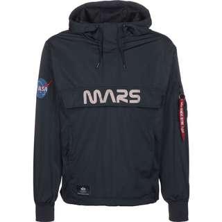 Alpha Industries Mars Mission Windbreaker Herren blau