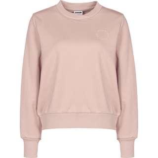 Noisy May NMLupa Sweatshirt Damen beige
