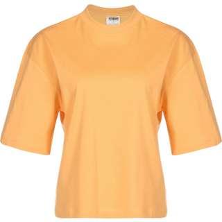Urban Classics Organic Oversized T-Shirt Damen orange