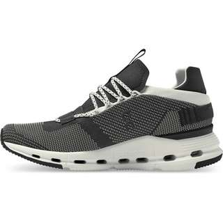 ON Cloudnova Sneaker Herren black-white