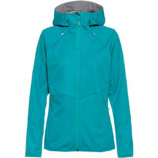 Mammut Ultimate VI SO Softshelljacke Damen ceramic-ceramic melange