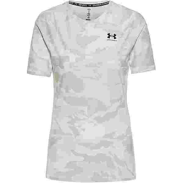 Under Armour Iso Chill Team Comp Funktionsshirt Damen white