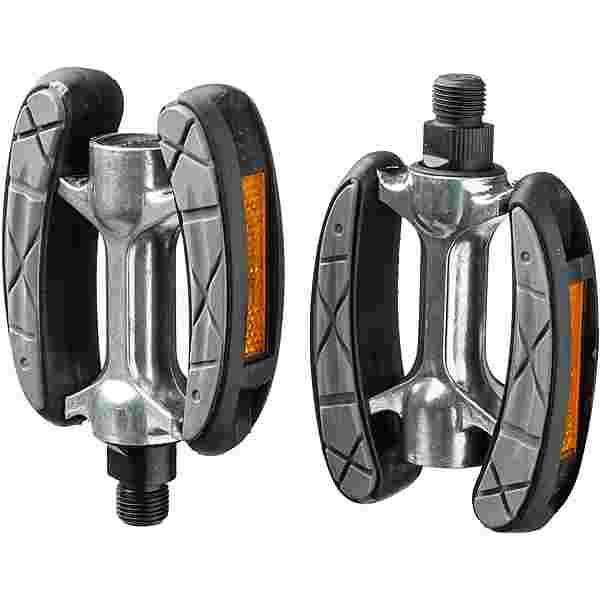 Contec CP-020 Pedal silber-grau