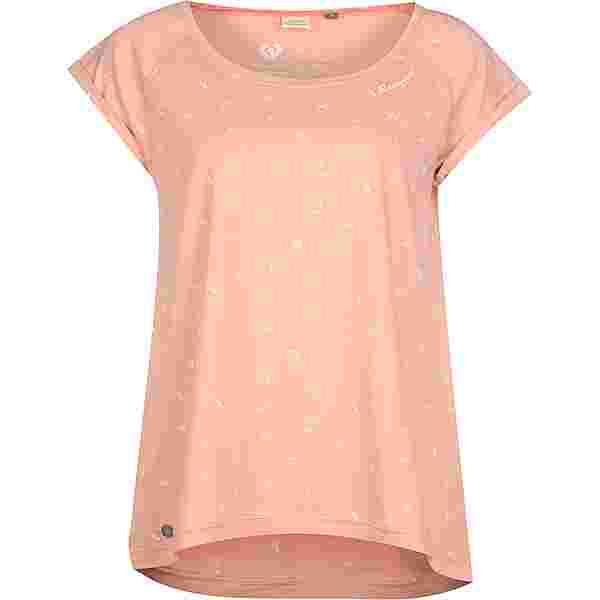 Ragwear Zilda Organic W Croptop Damen pink