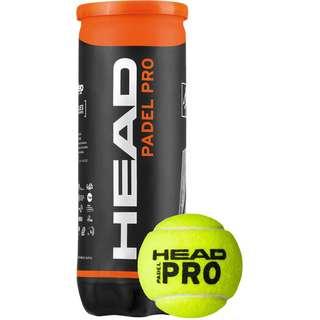 HEAD Padel Pro Padelball gelb
