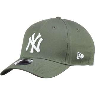 New Era 39Thirty New York Yankees Cap olive-white