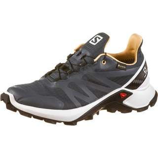 Salomon GTX Supercross Trailrunning Schuhe Damen india ink-white-black