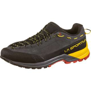 La Sportiva TX Guide Leather Zustiegsschuhe Herren carbon-yellow