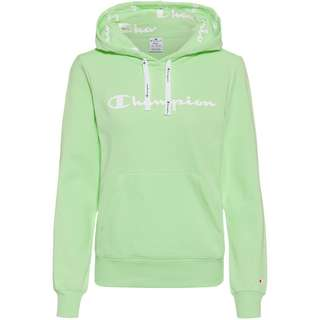 CHAMPION Hoodie Damen light green