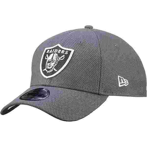 New Era 9Forty Diamond Las Vegas Raiders Cap charcoal