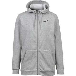 Nike Dry Trainingsjacke Herren dk grey heather-black