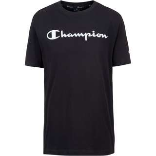 CHAMPION T-Shirt Herren black