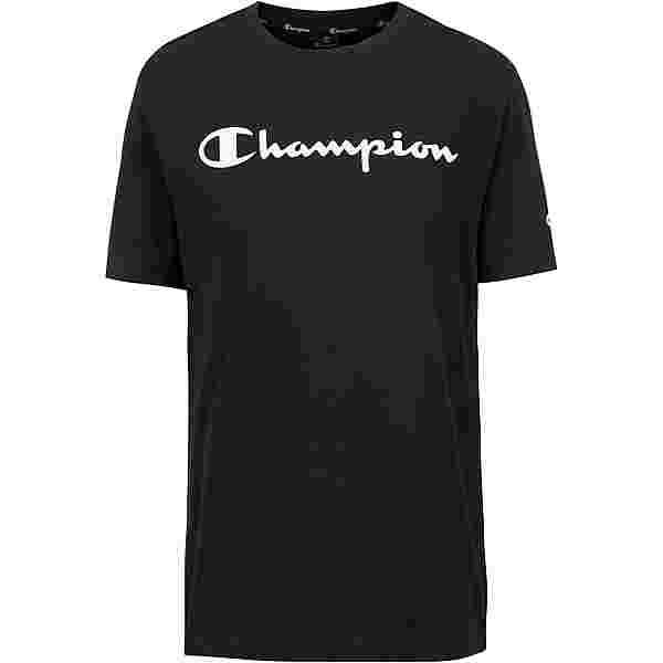 CHAMPION T-Shirt Herren black