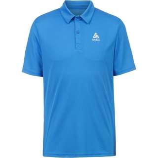 Odlo Cardada Poloshirt Herren blue aster