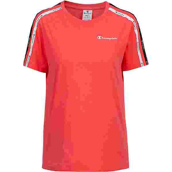 CHAMPION T-Shirt Damen orange