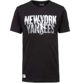 New Era MLB New York Yankees T-Shirt Herren black