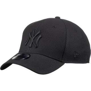 New Era 39Thirty Diamond New York Yankees Cap black-black