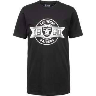 New Era Las Vegas Raiders T-Shirt Herren black