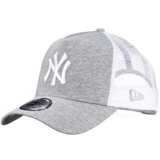 New Era 9Forty Trucker New York Yankees Cap grey marl