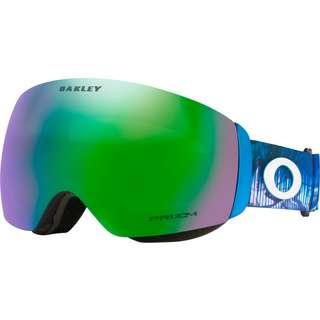 Oakley FLIGHT DECK M Skibrille mik shif sig abstract blue