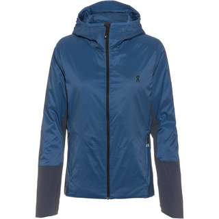 ON Funktionsjacke Damen cerulean-dark