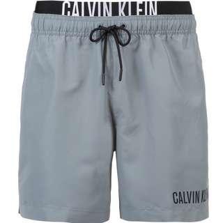 Calvin Klein Badeshorts Herren overcast grey