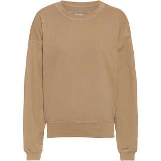 Ecoalf EARTH Sweatshirt Damen taupe
