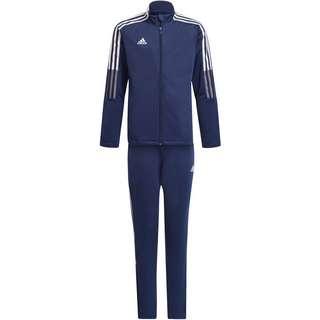 adidas TIRO Trainingsanzug Kinder team navy blue