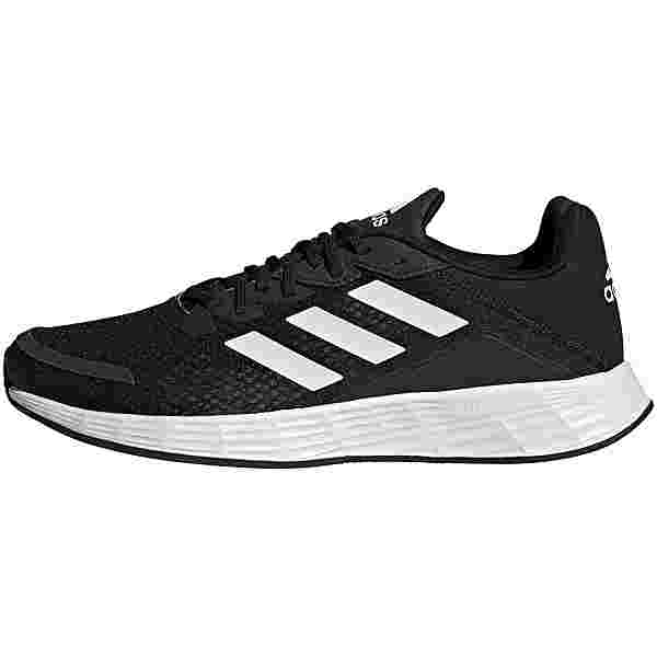 adidas DURAMO SL Laufschuhe Herren core black-ftwr white-core black