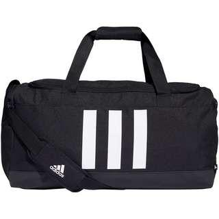 adidas Duffle M Sporttasche black-white