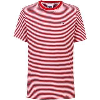Tommy Hilfiger T-Shirt Herren deep crimson-white