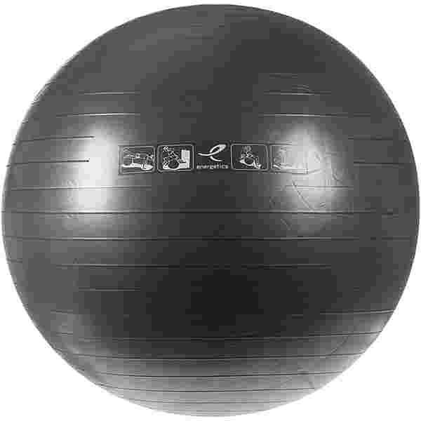 ENERGETICS Gymnastikball anthracite