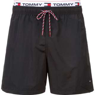 Tommy Hilfiger DW Medium Drawstring Badeshorts Herren black