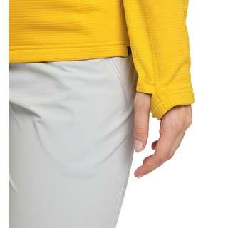 Haglöfs Roc Sheer Mid Jacket Fleecejacke Damen Pumpkin Yellow