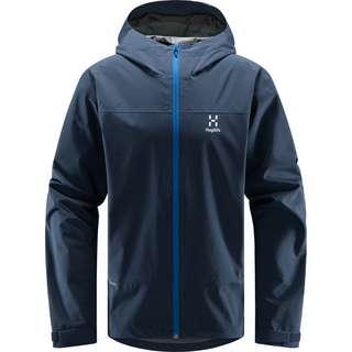 Haglöfs Spate Jacket Hardshelljacke Herren Tarn Blue