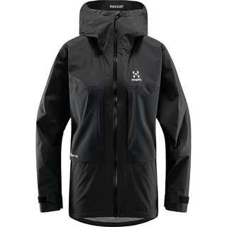 Haglöfs GORE-TEX Roc Sheer GTX Jacket Hardshelljacke Damen True Black