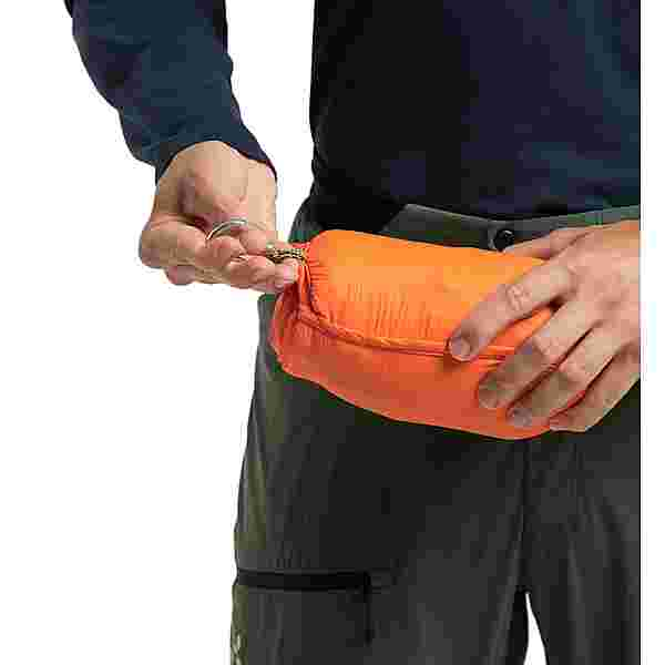 Haglöfs L.I.M Barrier Jacket Outdoorjacke Herren Flame Orange