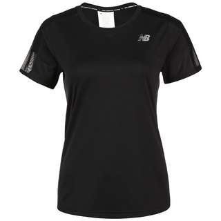 NEW BALANCE Impact Run Laufshirt Damen schwarz