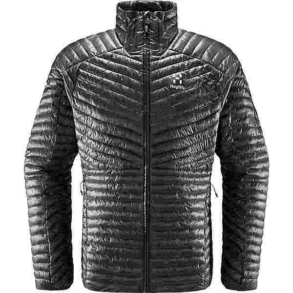 Haglöfs L.I.M Mimic Jacket Outdoorjacke Herren Magnetite