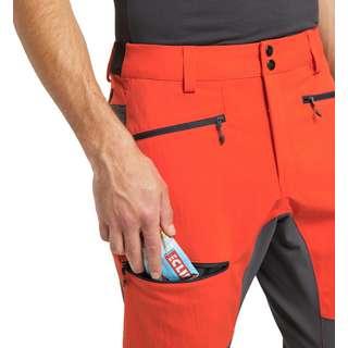 Haglöfs Rugged Flex Pant Trekkinghose Herren Habanero/Magnetite