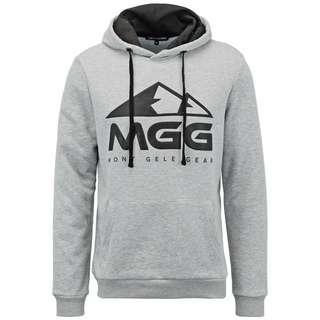 Mont Gele Gear Baumwoll-Hoodie Sweatshirt Herren grau