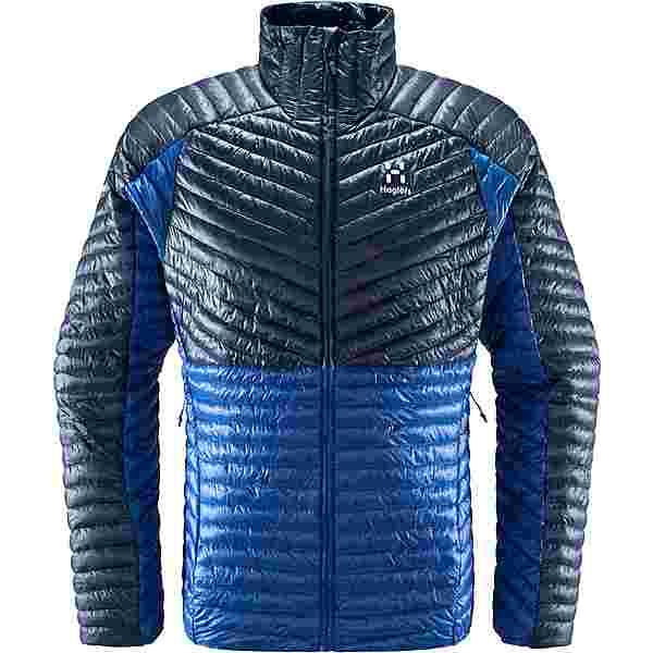 Haglöfs L.I.M Mimic Jacket Outdoorjacke Herren Storm Blue/Tarn Blue