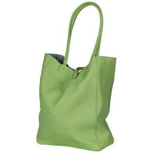 Zwillingsherz Anita Handtasche Damen neon grün