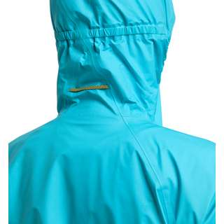 Haglöfs GORE-TEX L.I.M Comp Jacket Hardshelljacke Damen Maui Blue