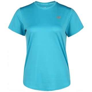 NEW BALANCE Accelerate Funktionsshirt Damen blau